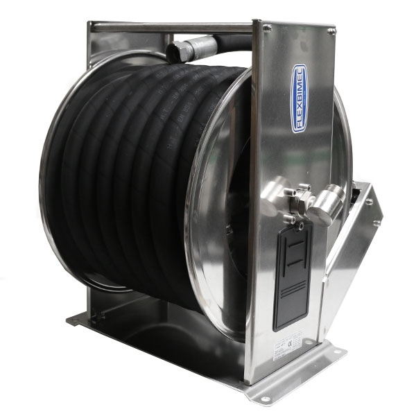 schlauchaufroller inkl 15m schlauch automatisch 20 bar 1 ag diesel. Black Bedroom Furniture Sets. Home Design Ideas